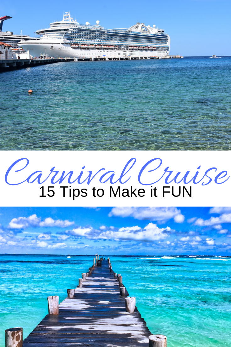 15 Things You Must Do Before Going On A Carnival Cruise