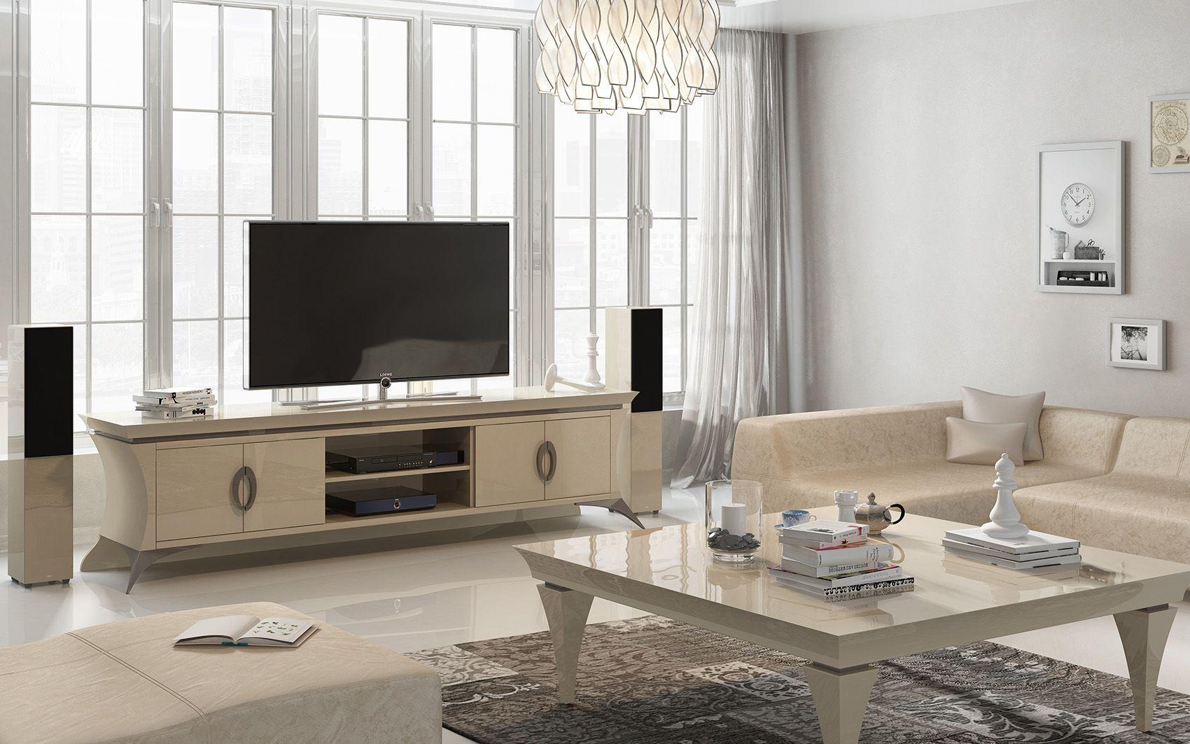 Mueble tv pared simple sistema de almacenaje de pared y - Franco furniture precios ...