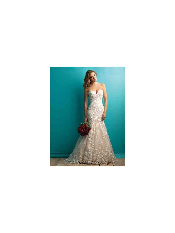 Allure Bridals Wedding Dress Style 9257 | House of Brides