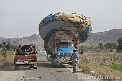 Overloaded Truck By Zoltan Kovacs Via Dreamstime Travel General