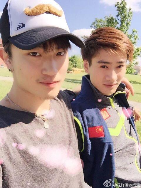 Han Yan and Nan Song(China)