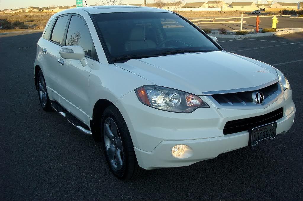 2007 ACURA RDX Car, Acura rdx, Suv