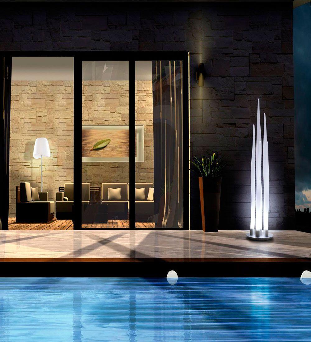 Iluminaci n para exteriores iluminaci n pinterest Iluminacion decorativa para exteriores
