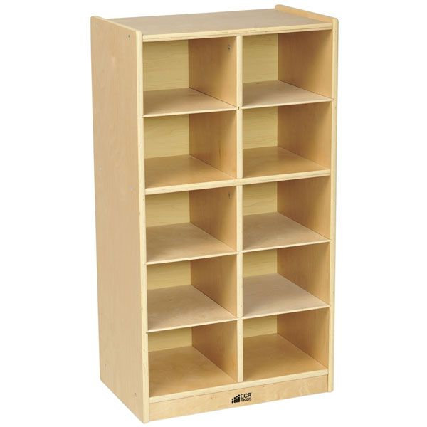 Great Save On Wood Cubby Storage With 10 Compartments When You Shop SCHOOLSin  Today.