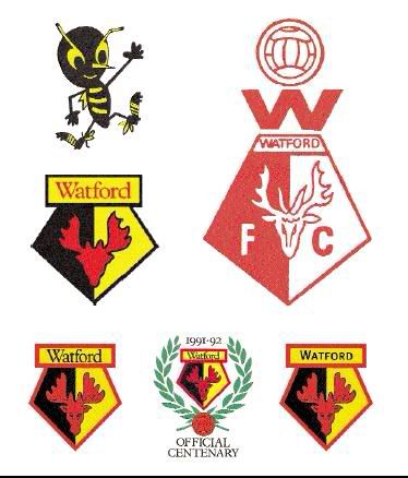 Wear the badge! Watford Fc 98d81d9ee