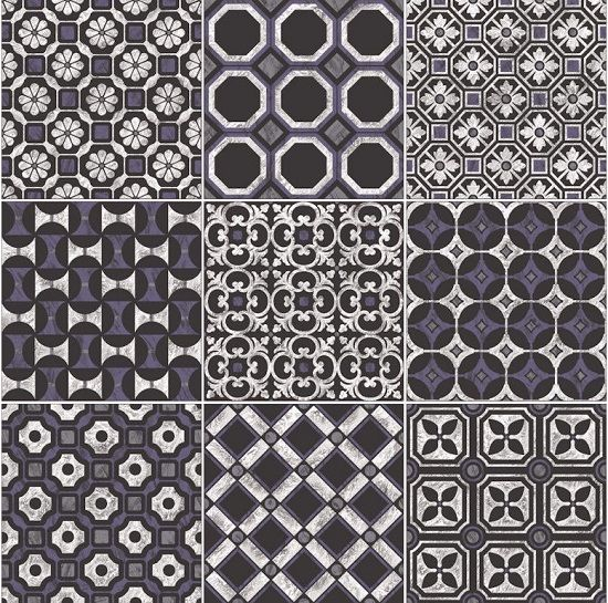 Where To Patterned Floor Tiles