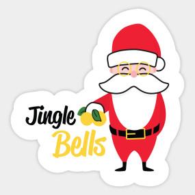 Jingle Bells Santa Claus - Christmas and New Year Gift Ideas - Christmas Gifts - T-Shirt ...
