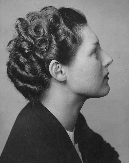 Untitled Vintage Hairstyles 1940s Hairstyles Hair Styles