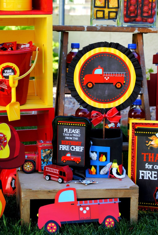 fireman birthday fire fighter party fireman bursts fireman rh pinterest es