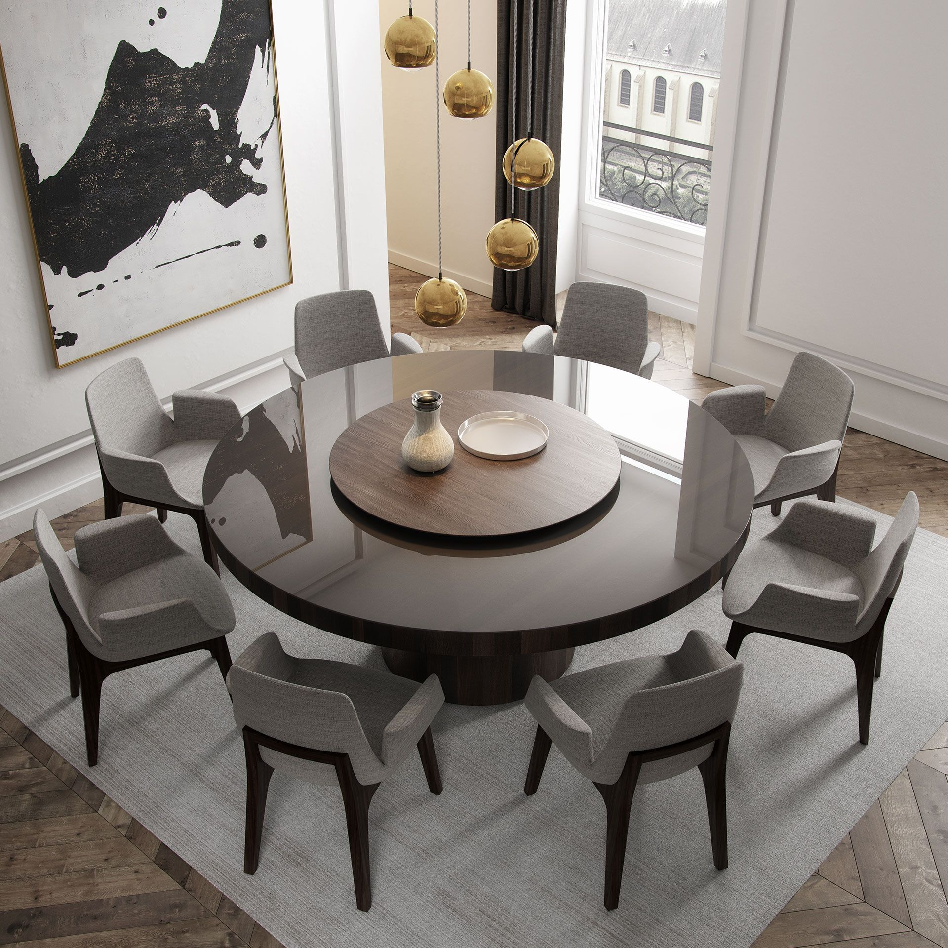 Pin on Dining table design
