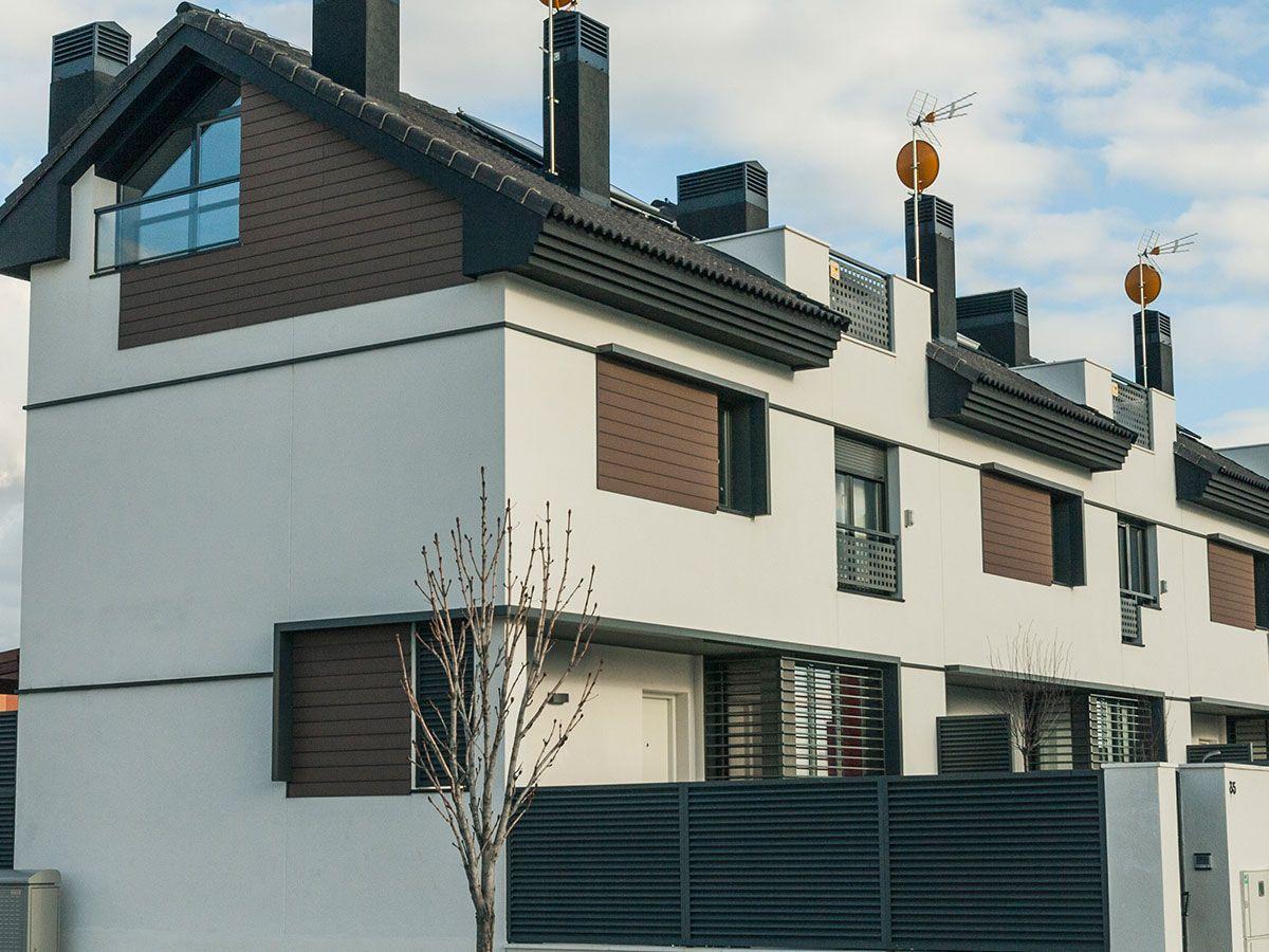 paneles revestimiento exterior para paredes - Revestimiento Exterior