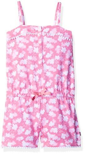5bd83ca4e243 Jumpsuits and Rompers 175528  Nautica Childrens Apparel Ncf0075q Little Girls  Printed Jersey Romper -  BUY IT NOW ONLY   33.07 on eBay!