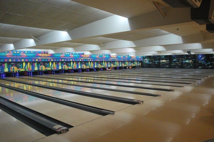 Bowling in Valencia