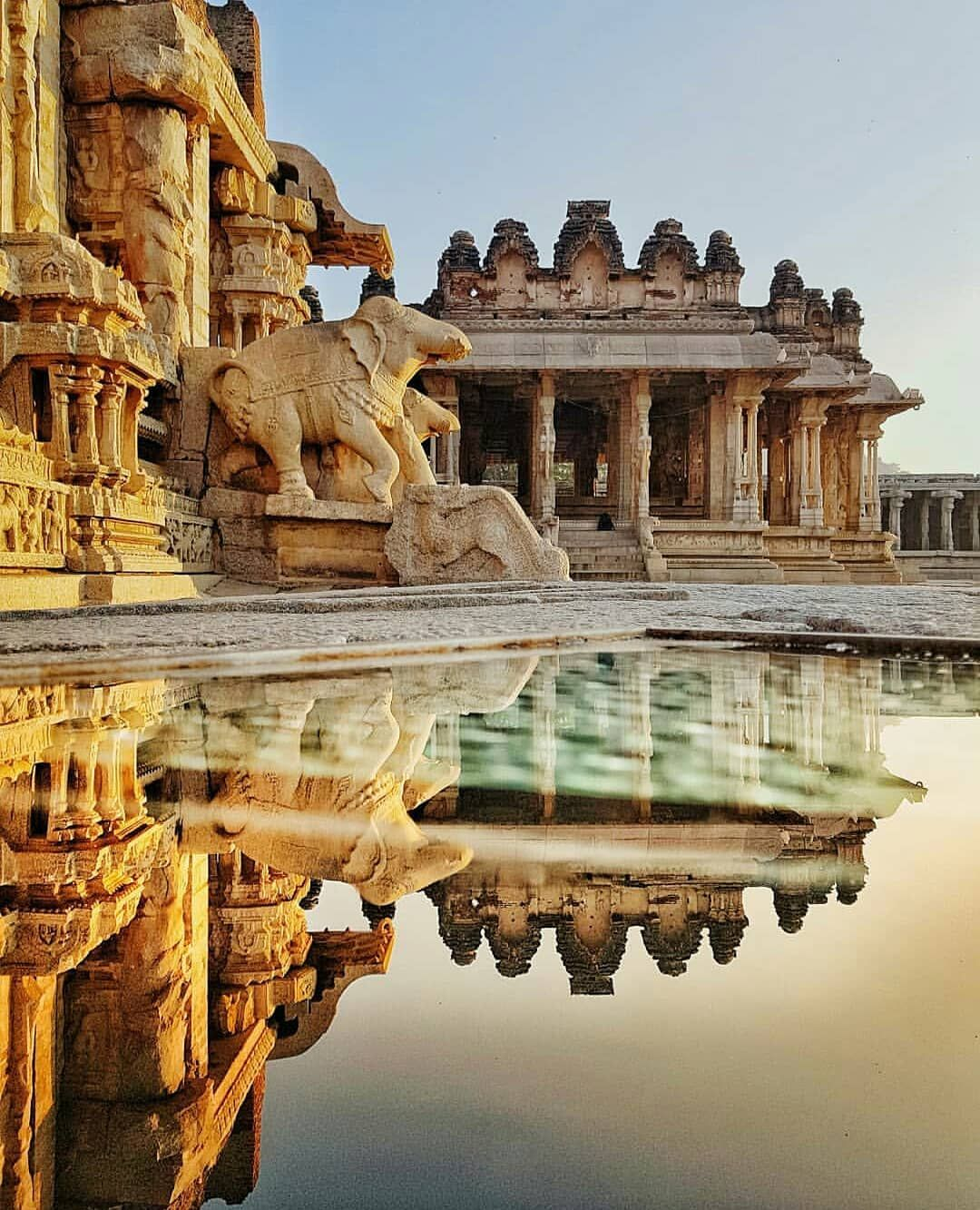 Group of Monuments at Hampi (With images) | Hampi, Places to go ...