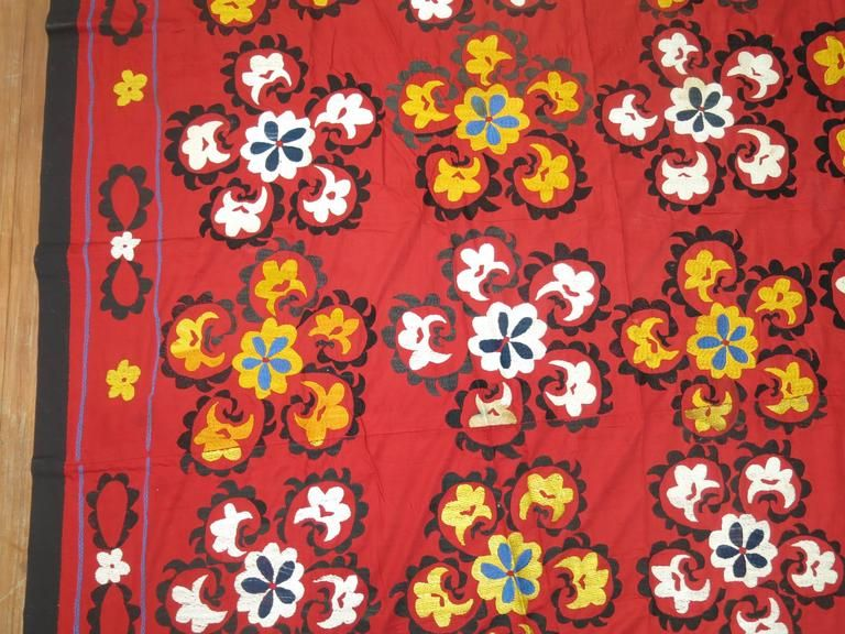 Turkish Embroidery Textile 4