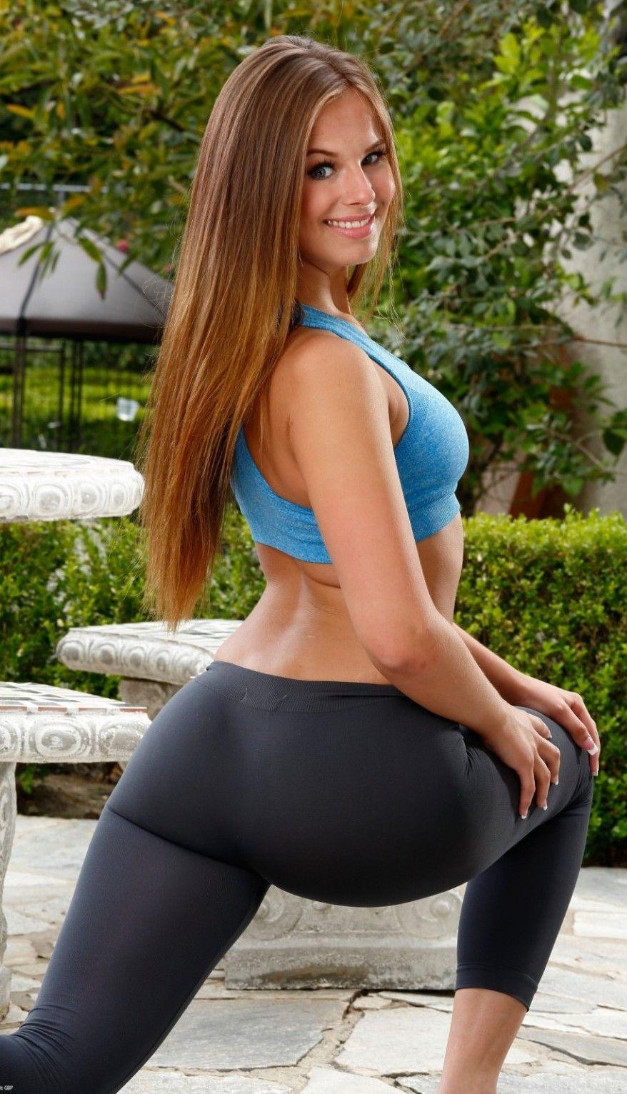 Yogamädchen, die Sex haben