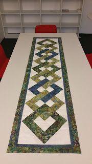 Tischläufer Modern mo s tischläufer merida patchwork und co