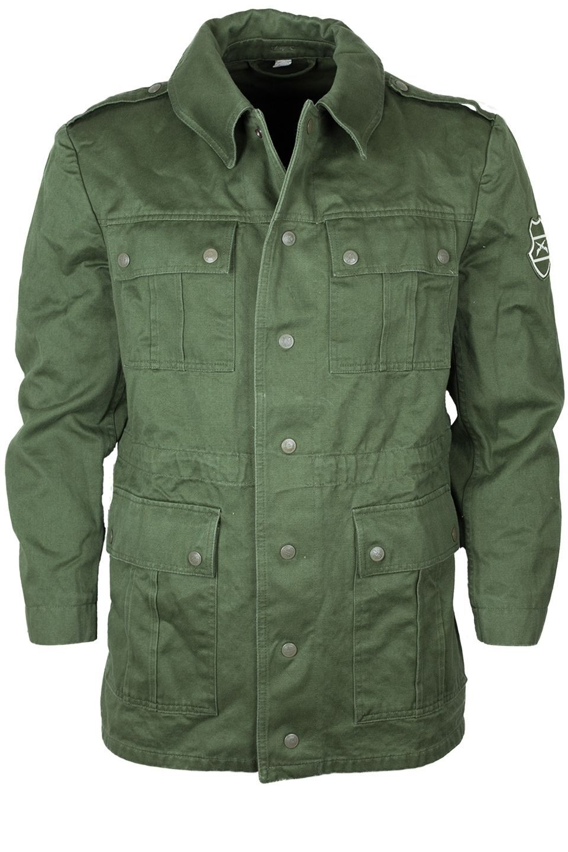 Unissued Hungarian Communist Military Field Jacket Army Coat Parka Soviet  Era  134c072123