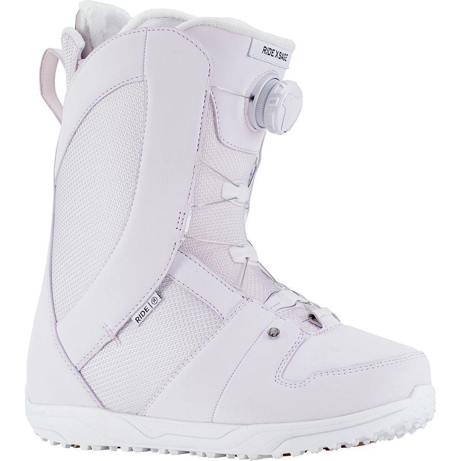 37c04a3d407 Ride - Sage Boa Snowboard Boot - Women s - Lilac
