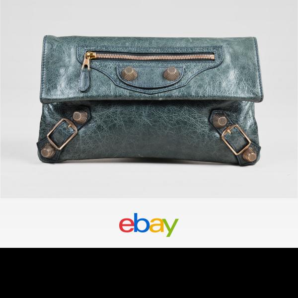 Balenciaga Clutch Bag Ebay