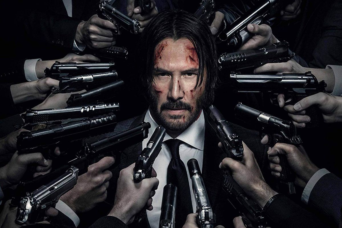 Weekend Box Office Results for May 17 - 19, 2019 | Another Universe | Watch john  wick, John wick movie, John wick 2 poster