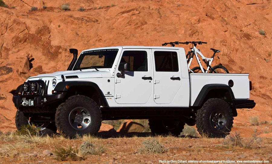 Brute Double Cab Conversion. Jeep gladiator, Expedition