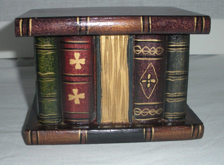 I WANT!!! Graduation Gift Box - Desk Box- Book Box. $9.50, via Etsy.