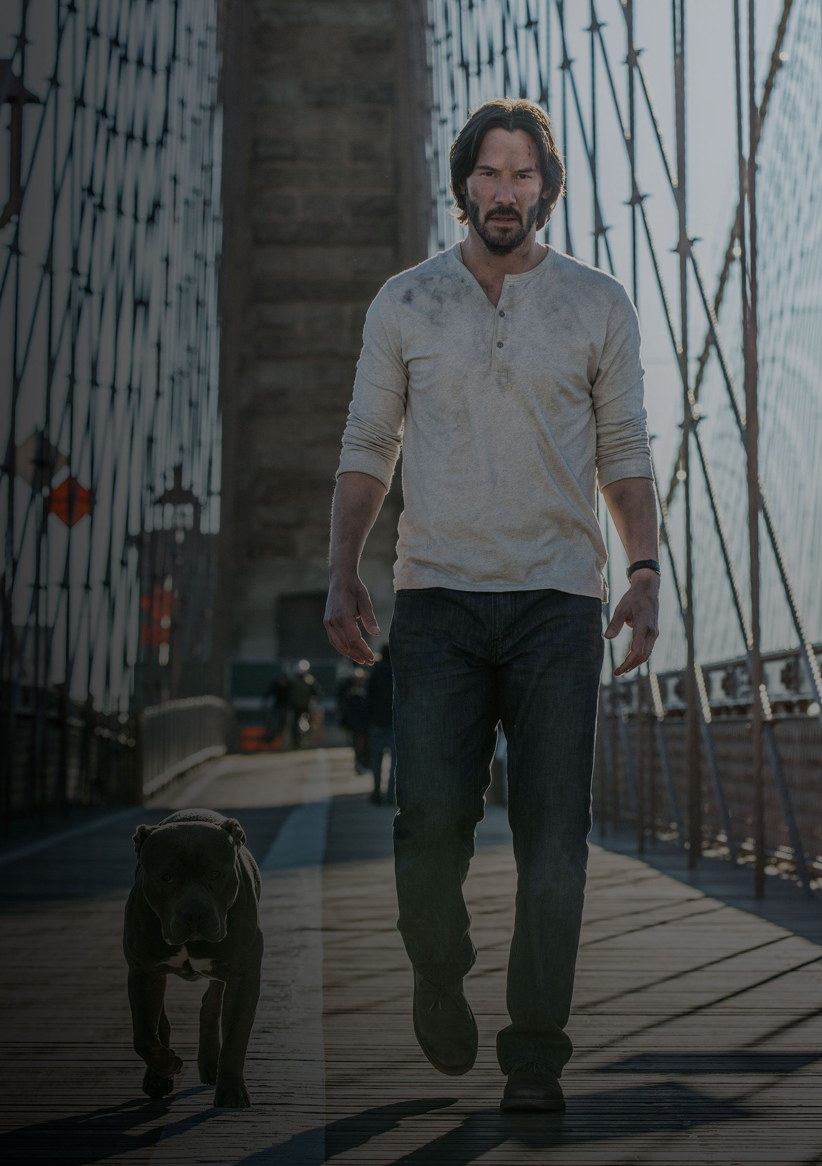 John Wick 2 Official Site In Theaters February 10 2017 John Wick Keanu Reeves Movie Sites