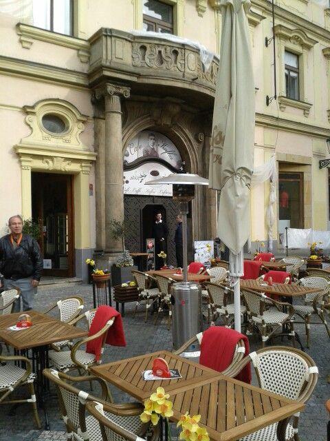 Café Kafka, Praga-República Checa
