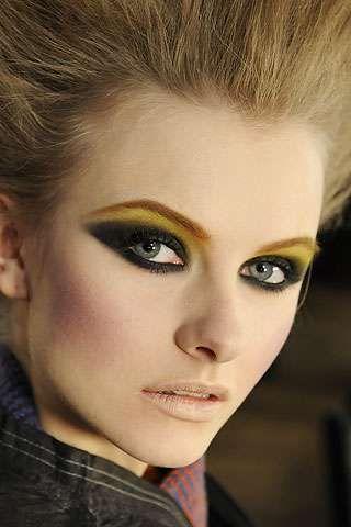 80s Eye Makeup 80s Eye Makeup Rocker Makeup Punk Makeup