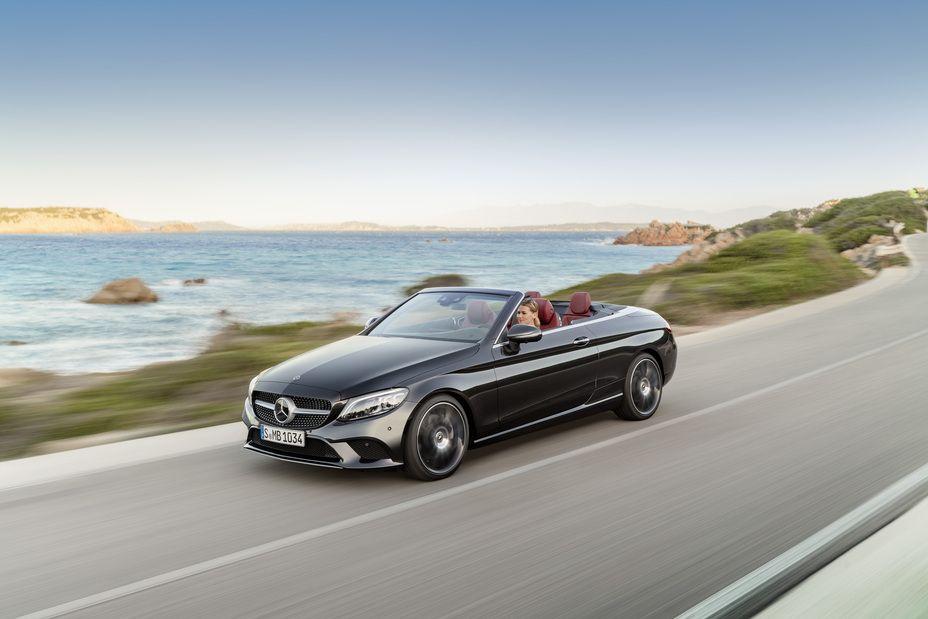 2019 Mercedes Benz C300 Cabriolet Benz C Mercedes Mercedes Benz