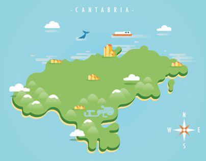 Cantabria Campa Pinterest Travel design