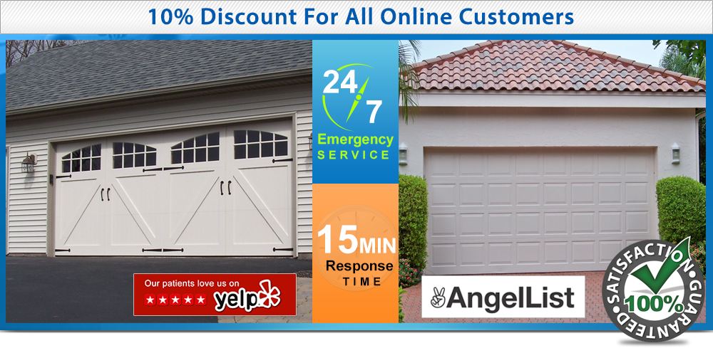 Garage Door Repair Clinton Services By Local Specialists. Call Now And  Receive Same Day Garage