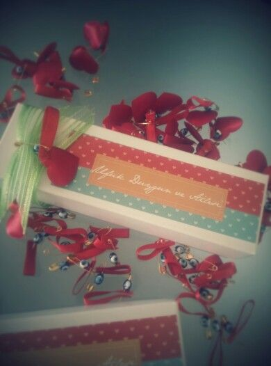 Wedding card :) hand made :)