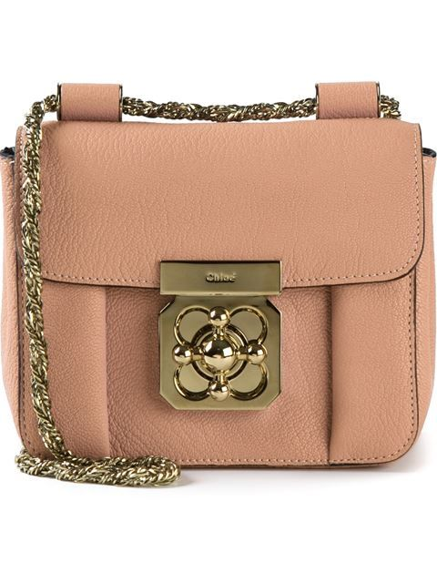 d5cbcd920 Shop Chloé 'Elsie' cross body bag in Vitkac from the world's best  independent boutiques at farfetch.com. Over 1000 designers from 300  boutiques in one ...