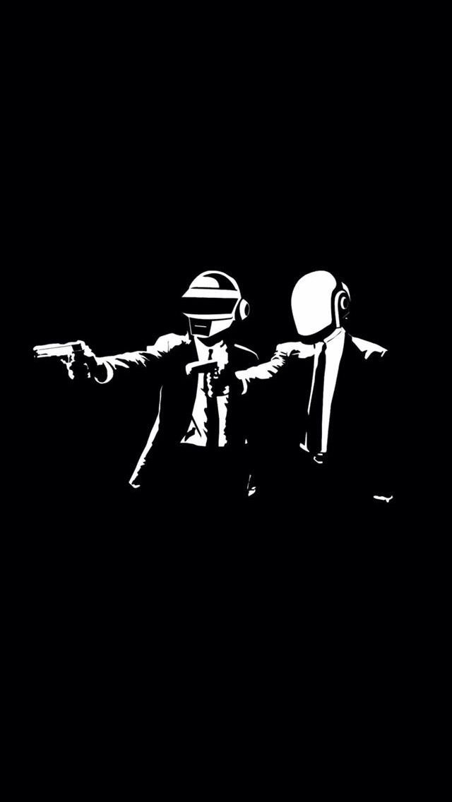 Daft punk | Pulp fiction, Daft punk, Star wars art