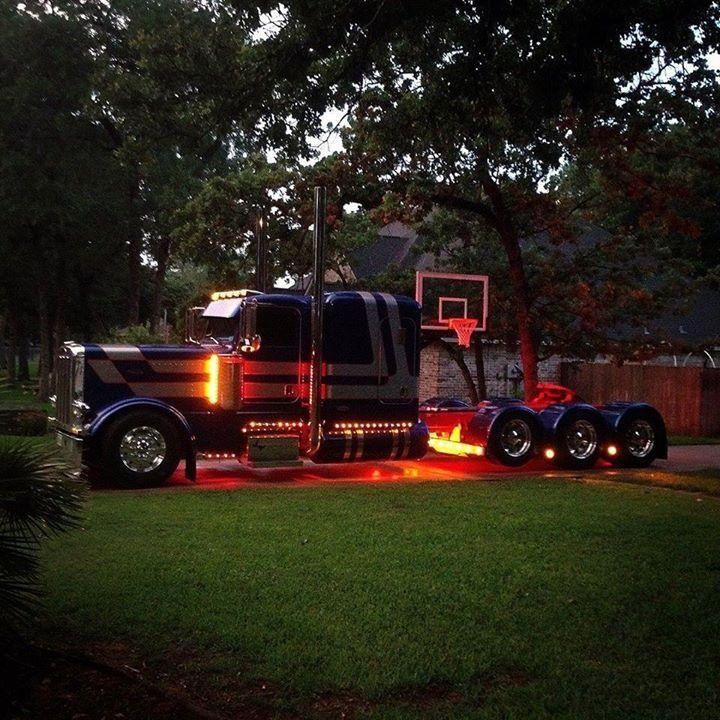 Peterbilt Free Loadboard Referatruck Trucks Big Rig Trucks