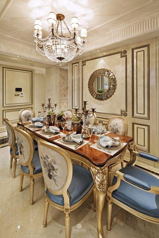 20 Classic Italian Dining Room Design And Decor Ideas Classic