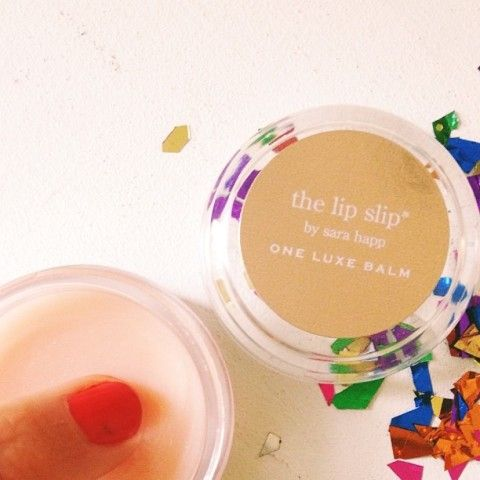 sara happ® 'The Lip Slip®' Lip Balm | Spotted on @Glitter Guide