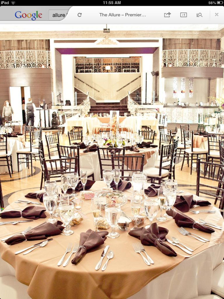 The Allure Laporte In About 70 A Person Ceremony And Reception