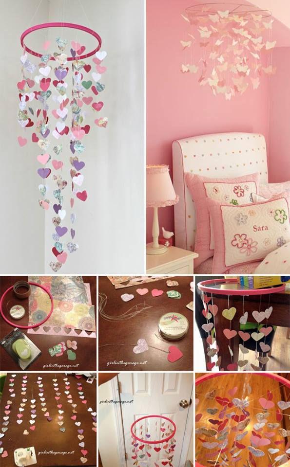para adornar tu cuarto | Decoracion de cuartos ... on Room Decor Manualidades Para Decorar Tu Cuarto id=98095