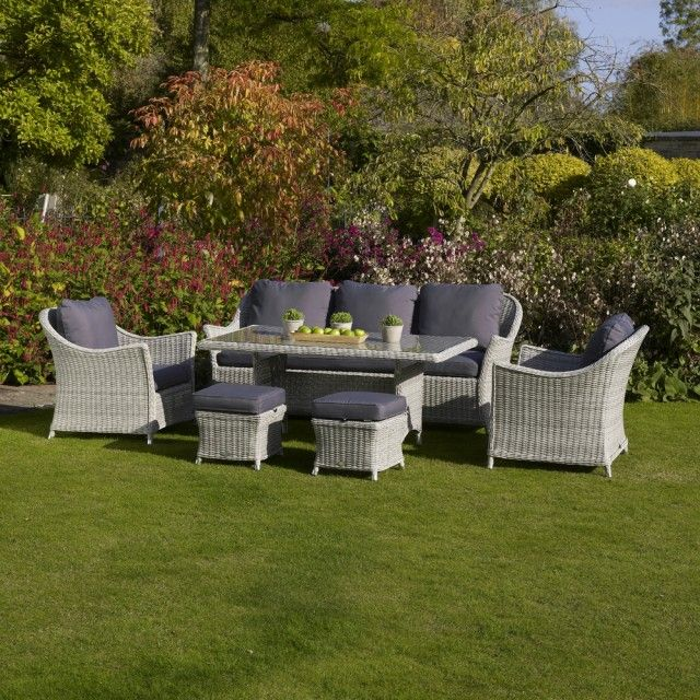 Monterey Outdoor 3 Seat Sofa Set