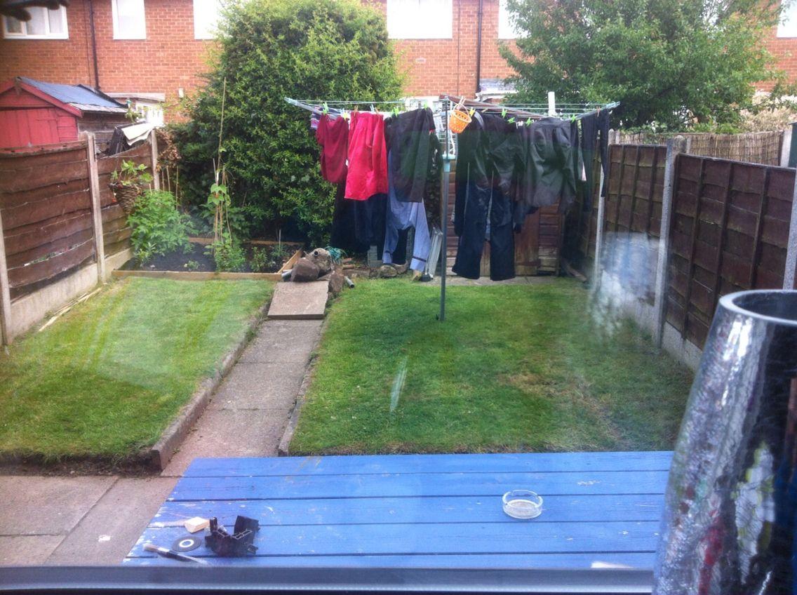 Our back garden!!