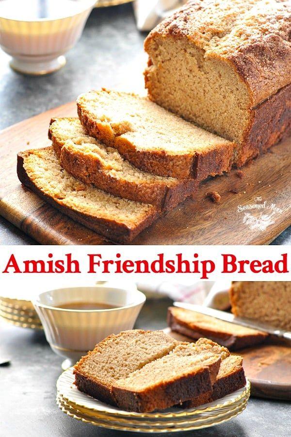 Cinnamon Sugar Amish Friendship Bread images