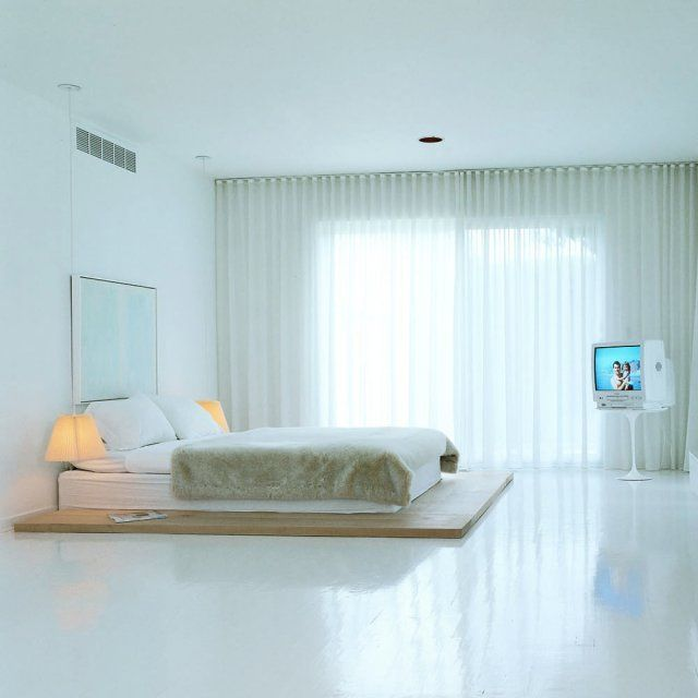 20 chambres blanches TOTALEMENT irrésistibles | Marie claire and ...
