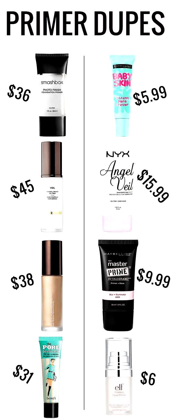 Photo of Makeup Primer Dupes – #dupes #Makeup #Primer