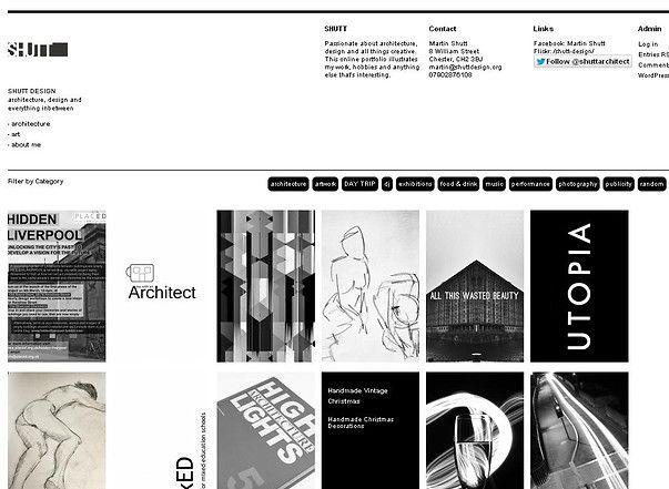 architecture portfolio - Google Search | Portfolio | Pinterest ...