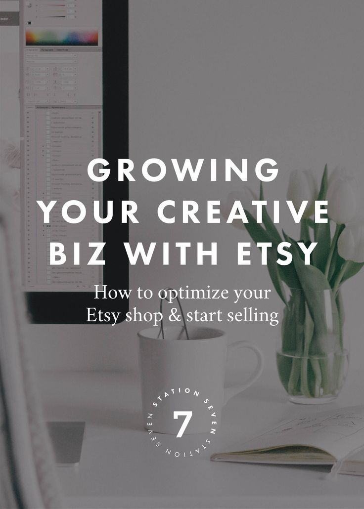How to Optimize Your Etsy Shop & Start Selling