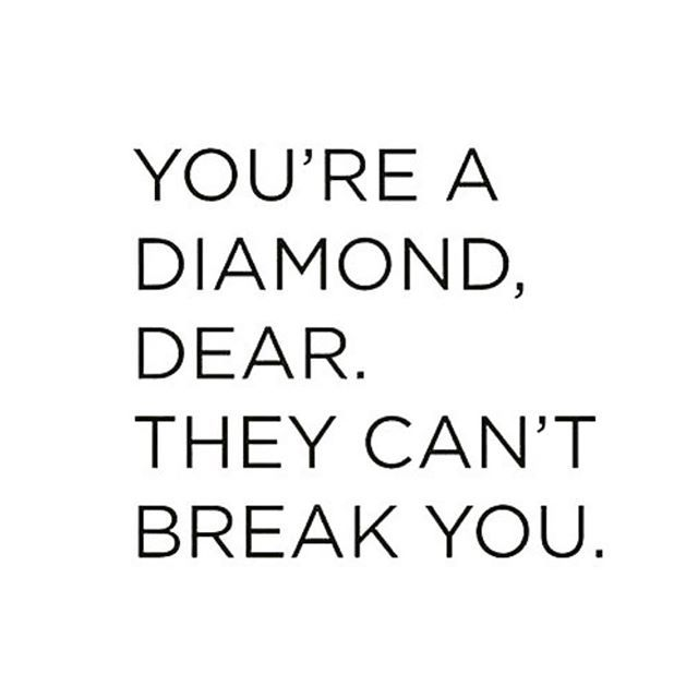 Brake Quotes Fair Trying To Get Through The Week Like#diamonds #fashion #quote