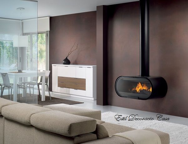 poele au bois suspendu 83 1 au coin du feu. Black Bedroom Furniture Sets. Home Design Ideas